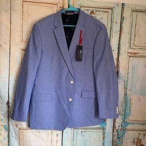 Tommy Hilfiger men THFlex blazer suit jacket 46R